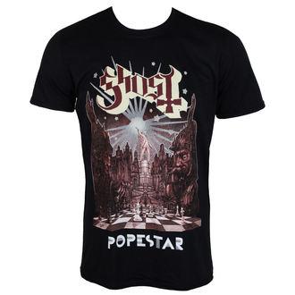 tee-shirt métal pour hommes Ghost - POPESTAR - PLASTIC HEAD, PLASTIC HEAD, Ghost
