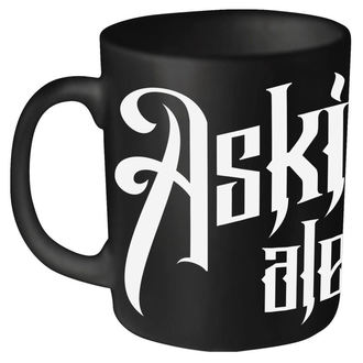Mug ASKING ALEXANDRIA - SPADE SKULL - PLASTIC HEAD, PLASTIC HEAD, Asking Alexandria