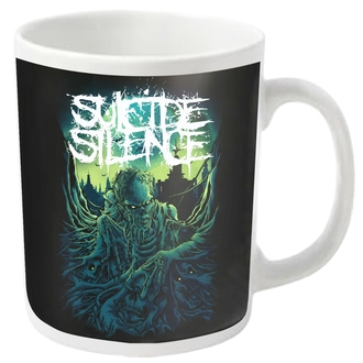 Mug SUICIDE SILENCE - ZOMBIE ANGST - PLASTIC HEAD, PLASTIC HEAD, Suicide Silence
