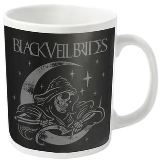 Mug BLACK VEIL BRIDES - MOON REAPER - PLASTIC HEAD, PLASTIC HEAD, Black Veil Brides