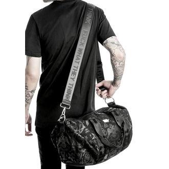 sac (voyager) KILLSTAR - Resurrection Duffle - Noir - K-PRS-U-2083