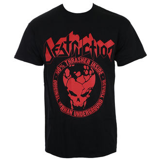 T-shirt  hommes DESTRUCTION - GH German Underground Trash - MASSACRE RECORDS, MASSACRE RECORDS, Destruction