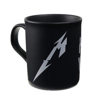 mug Metallica - M Hardwired Matte - Noir, Metallica