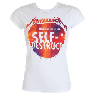 tee-shirt métal pour femmes Metallica - Glitch Ball -, Metallica
