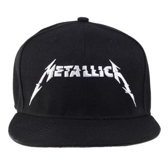 Casquette Metallica - Hardwired - Noir, NNM, Metallica