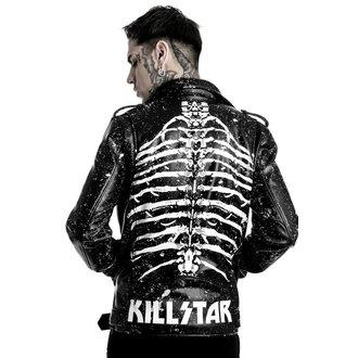 veste en cuir - Morgue Master - KILLSTAR, KILLSTAR