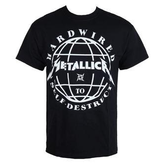 tee-shirt métal pour hommes Metallica - Hardwired Domination -, Metallica