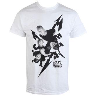 tee-shirt métal pour hommes Metallica - Aerial Band -, Metallica