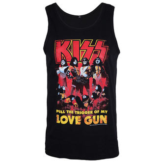 top hommes Kiss - Love Gun - LOW FREQUENCY, LOW FREQUENCY, Kiss