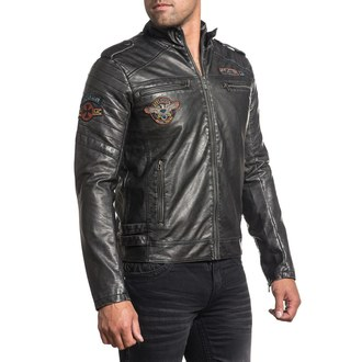 veste printemps / automne - Moto Rally - AFFLICTION, AFFLICTION