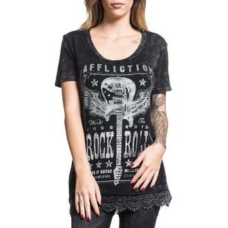 t-shirt hardcore pour femmes - Music Gods - AFFLICTION, AFFLICTION