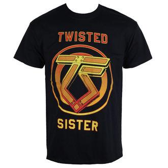 tee-shirt métal pour hommes Twisted Sister - YOU CAN'T STOP ROCK N' ROLL - RAZAMATAZ, RAZAMATAZ, Twisted Sister