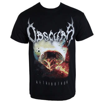 tee-shirt métal pour hommes Obscura - RETRIBUTION - RAZAMATAZ, RAZAMATAZ, Obscura