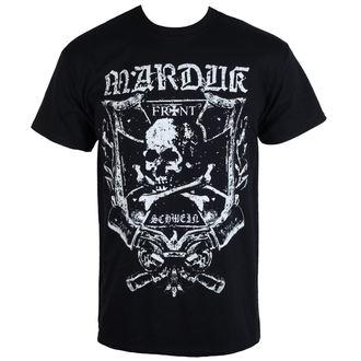 tee-shirt métal pour hommes Marduk - FRONTSCHWEIN SHIELD - RAZAMATAZ, RAZAMATAZ, Marduk