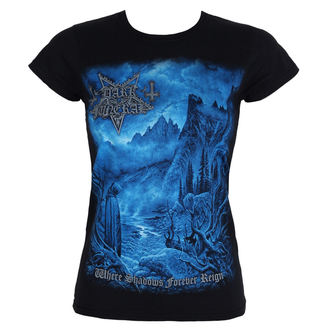 t-shirt femmes DARK FUNERAL - WHERE SHADOWS FOREVER REIGN - RAZAMATAZ - GS449