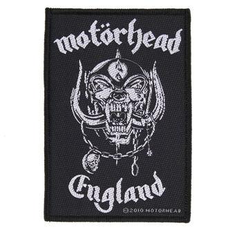 patch Motörhead - ENGLAND - RAZAMATAZ, RAZAMATAZ, Motörhead