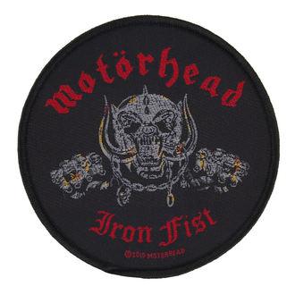patch Motörhead - IRON FIST/SKULL - RAZAMATAZ, RAZAMATAZ, Motörhead