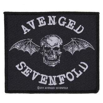 patch AVENGED SEVENFOLD - DEATH BAT - RAZAMATAZ, RAZAMATAZ, Avenged Sevenfold