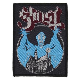 patch GHOST - OPUS EPONYMOUS - RAZAMATAZ, RAZAMATAZ, Ghost