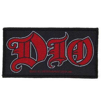 patch DIO - LOGO - RAZAMATAZ, RAZAMATAZ, Dio
