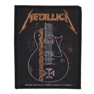 patch METALLICA - HETFIELD GUITAR - RAZAMATAZ, RAZAMATAZ, Metallica