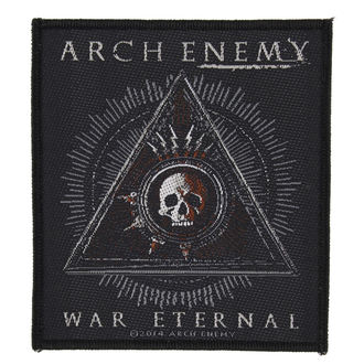 patch ARCH ENEMY - THIS IS FUCKING WAR - RAZAMATAZ, RAZAMATAZ, Arch Enemy