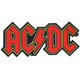 patch AC / DC - LOGO CUT-OUT - RAZAMATAZ - SP2832