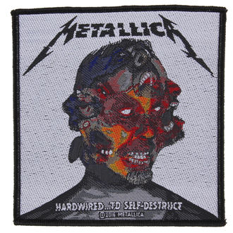 patch METALLICA - HARDWIRED TO SELF DESTRUCT - RAZAMATAZ, RAZAMATAZ, Metallica