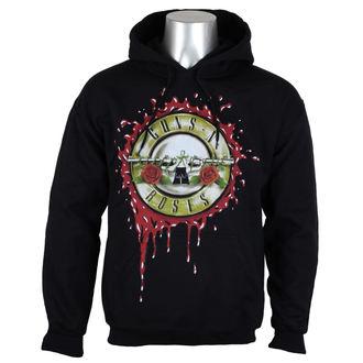 sweat-shirt avec capuche pour hommes Guns N' Roses - Bloody Bullt - BRAVADO - 12160030