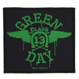 Écusson GREEN DAY - AILES NEON - RAZAMATAZ, RAZAMATAZ, Green Day