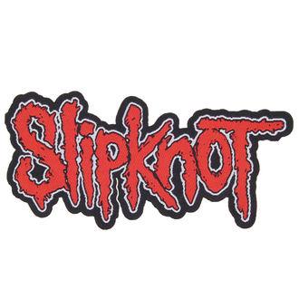 patch SLIPKNOT - LOGO CUT-OUT - RAZAMATAZ, RAZAMATAZ, Slipknot