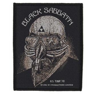 patch BLACK SABBATH - US TOUR 78 - RAZAMATAZ - SP2677