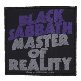 patch BLACK SABBATH - MASTER OF REALITY - RAZAMATAZ - SP2708