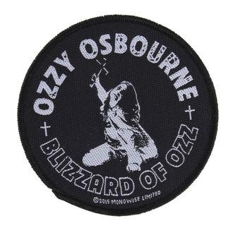patch OZZY OSBOURNE - BLIZZARD OF OZZ - RAZAMATAZ, RAZAMATAZ, Ozzy Osbourne