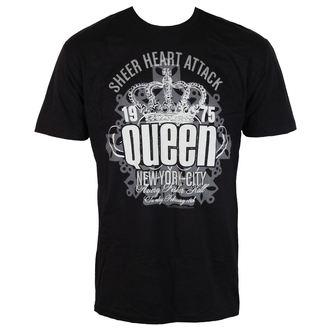 tee-shirt métal pour hommes Queen - SHEER HEART ATTACK - BRAVADO, BRAVADO, Queen