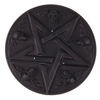 Bougie Pentacle - Black Matt