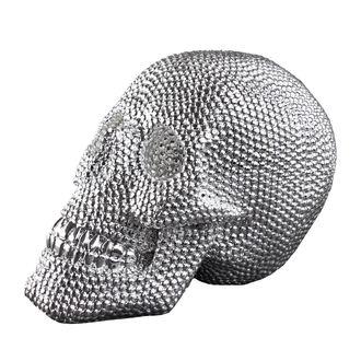 Décoration - Crâne - Silver