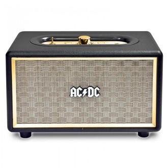 enceinte AC / DC - CLASSIC CL2 VINTAGE PORTABLE BLUETOOTH SPEAKER - NOIR, AC-DC
