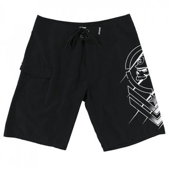 Short pour des hommes (nager short) METAL MULISHA - DIRECT - BLK, METAL MULISHA
