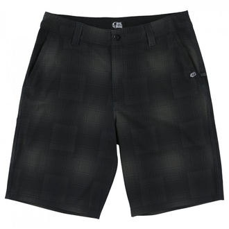 Short pour des hommes (nager short) METAL MULISHA - LUNATIC HYBRID - BLK, METAL MULISHA