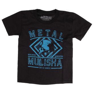 tee-shirt street pour hommes enfants - DUST - METAL MULISHA, METAL MULISHA