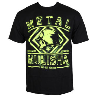 tee-shirt street pour hommes - DUST - METAL MULISHA, METAL MULISHA