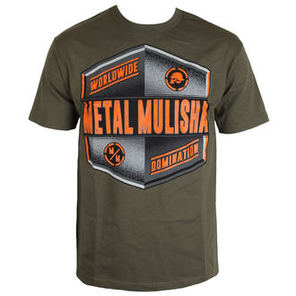 tee-shirt street pour hommes - EMBLEM - METAL MULISHA, METAL MULISHA