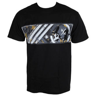 tee-shirt street pour hommes - ESTABLISHED - METAL MULISHA, METAL MULISHA