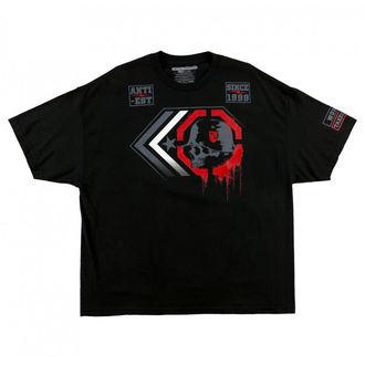 tee-shirt street pour hommes - SHATTER 3X - METAL MULISHA, METAL MULISHA