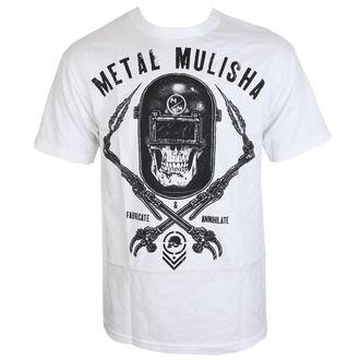 tee-shirt street pour hommes - TORCHED - METAL MULISHA, METAL MULISHA