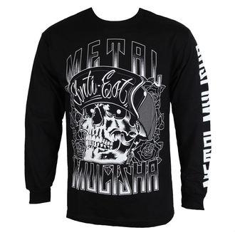 tee-shirt street pour hommes - WOODCUT - METAL MULISHA, METAL MULISHA