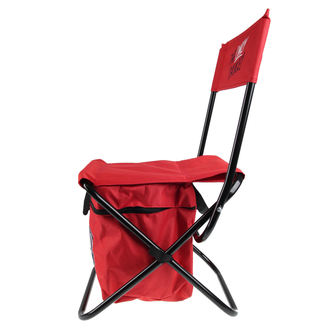 chaise pliante INDEPENDENT - Only Choice Chair - rouge, INDEPENDENT