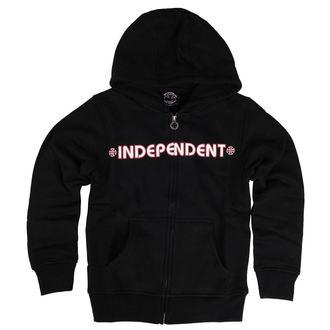 sweat-shirt avec capuche pour hommes enfants - Bar Cross - INDEPENDENT, INDEPENDENT