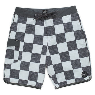 short hommes (short de bain) VANS - MIXED SCALLOP BOA - CHECKERBO, VANS
